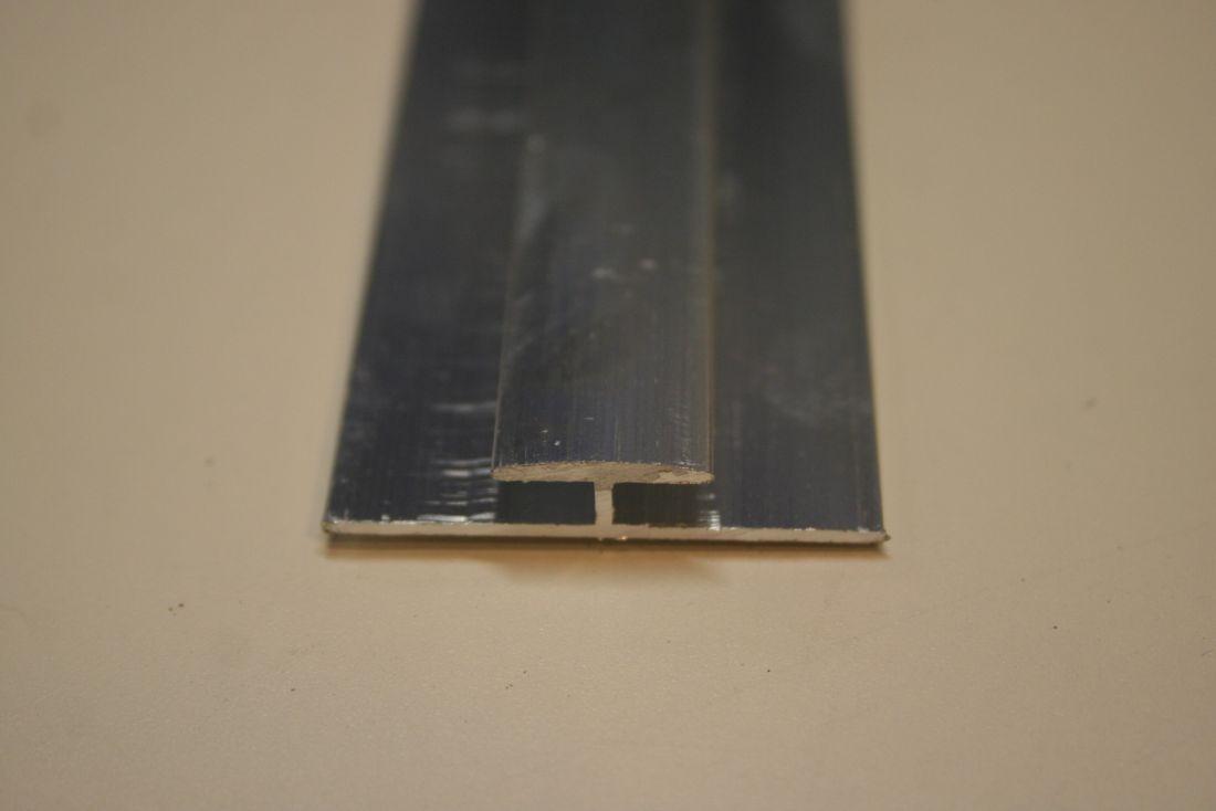 verbindingsprofiel brut voor platen tot 4mm