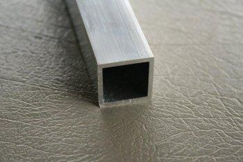 koker brut aluminium 20x20x1,5mm promo!