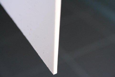 Promo witte pvc platen dikte 3mm x 101x 205cm